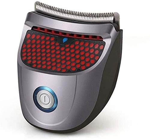 Neushaartrimmer voor mannen Draagbare elektrische tondeuse draadloze mini-baard trimmer professioneel scheermes scheren scheermes drie machine kam 9 elektrisch scheerapparaat er