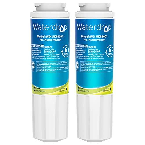 Waterdrop UKF8001 Refrigerator Water Filter