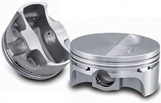 SRP 279586-8 LS Forged Flat Top Piston LS2/6.0L 408ci Bore: 4.030 Stroke: 4.000