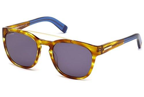 DSQUARED2 D Squared Gafas de sol, Multicolor (Multicolour), 54.0 para Hombre