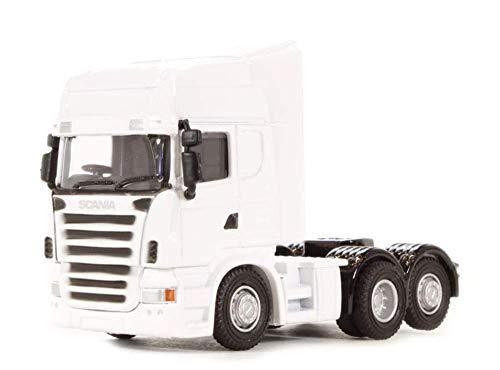 Scania Cab - Blanc