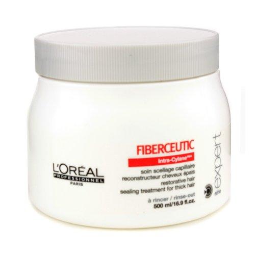 Fiberceutic - Maschera per capelli grossi - 500 ml
