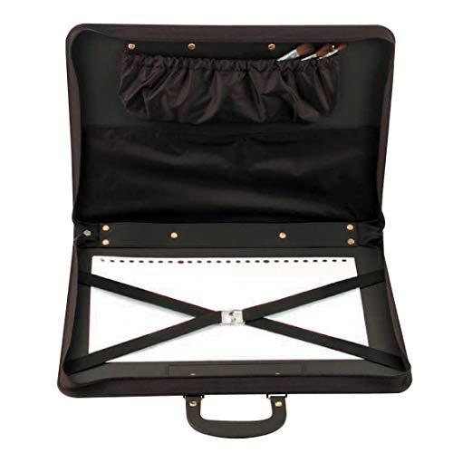 Cartella Porta Disegni e Progetti in finta pelle - 62,8 x 45 x 5 cm
