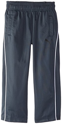 PUMA Big Boys' Pure Core Track Pant, Charcoal, X-Large