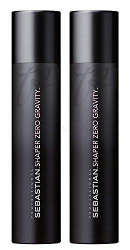 Sebastian Shaper Zero Gravity Lightweight Control Hairspray 2x400ml = 800ml