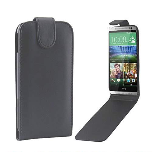 PANGTOU Accessori Del Telefono Per HTC One M8 Verticale Flip Magnetico Snap Custodia In Pelle