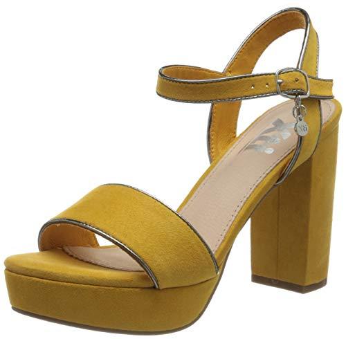XTI 35179.0, Zapatos de tacón con Punta Abierta para Mujer
