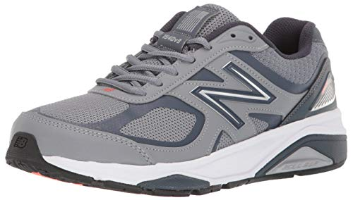 New Balance Women's Made 1540 V3 Running Shoe, Gunmetal/Dragonfly, 8.5 XXW US