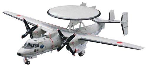 Hasegawa E-2C Hawkeye J.A.S.D.F. Limited Edition Model Kit