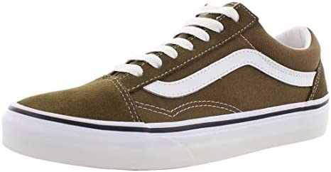Vans Unisex Old Skool Skate Shoe Adults 6 Women 4 5 Men M US Beech Green 7410 product image