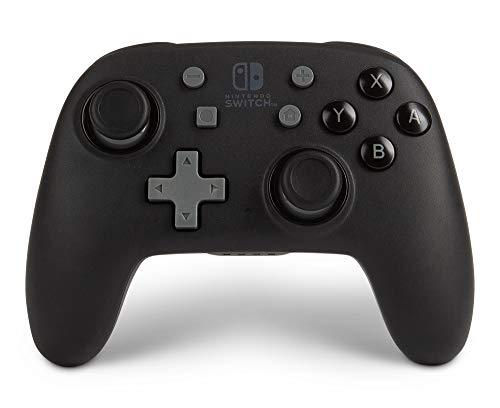 Verbesserter Kabelloser PowerA Nano-Controller für Nintendo Switch – Schwarz