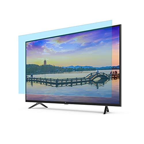 AMDHZ Protector de Pantalla Pantalla de TV de Alta claridad, Antiarañazos Protector Eye Protect, Filtro de luz Azul Anti para, para Monitor de computadora de TV
