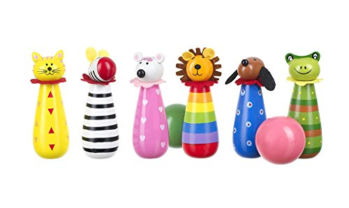 Orange Tree Toys Jouets en Bois en Forme d'animal