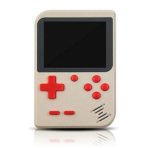 LJ2 Consola de Juegos Retro, Consola de Juegos portátil (Pu