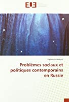 Adibekyan, O: Problèmes sociaux et politiques contemporains