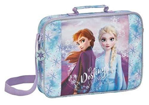 Frozen II Bolso Maletín Cartera extraescolares niña