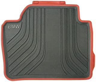 BMW F30/F31 3 Series Sport Wagor/Sedan REAR - rubber floor mats