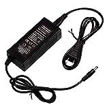 48V Charger Output 54.6V 1.5A for Health Care Lithium Battery Bottle 46.8v Adapter Plug Jack DC 5.5 x 2.1 DC 5.5 x 2.5