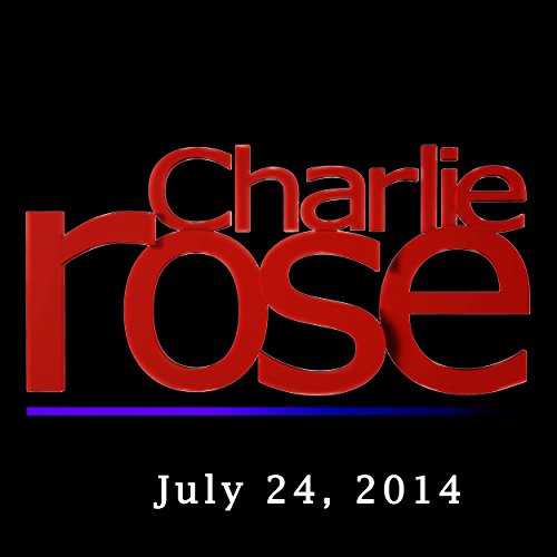 Charlie Rose: Ashrah Ghani and Jim Chanos, July 24, 2014 cover art