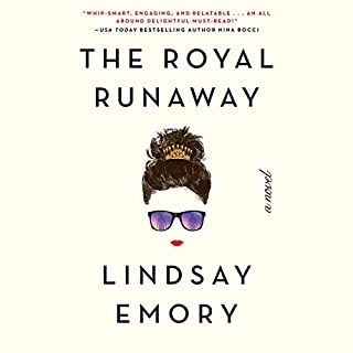 The Royal Runaway audiobook cover art
