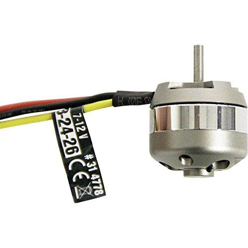 ROXXY BRUSHL. Motor BL Outrunner 2824-26