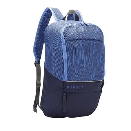 Kipsta 17 litros Mochila clásico - Azul Marino/Azul índigo Azul Marino 15l