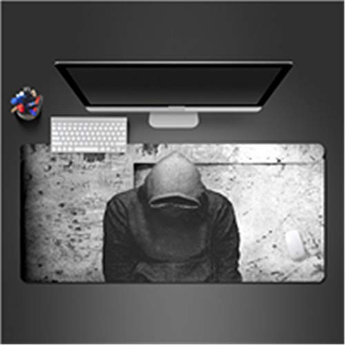 Standard Pad Gummi verschleißfesten Computer hängenden Bildschirm Gamepad Gamepad 800X300X2MM