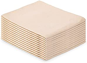 Flour Sack Kitchen Towels - Cotton Sack Dish Towels - Dish Towels Cotton - Cloth Kitchen Towels Cotton - Kitchen Flour Sack Dish Towels Cotton (28 X 28, Flour Sack Dish Towels - Natural Set of 12)