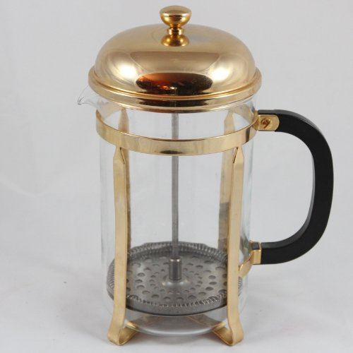 La Cafetiere Classic 12 cup Gold