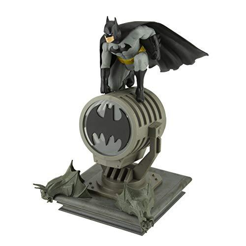 Paladone Lámpara Figura Batman, Gris y Negra (PP6376BM)