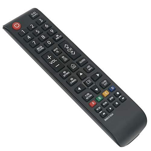 BN59-01303A Ersatz Fernbedienung -VINABTY Fernbedienung für Samsung UE43NU7199 UE40NU7125 UE49NU7105 UE40NU7199 UE43NU7172 UE43NU7199 UE55NU7023 UE65NU7102 UE75NU7179 UE49NU7170UXZT UE55NU7172 TV