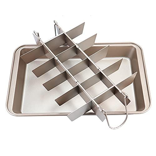 Sheet pan nonstick baking dish Baking pan, 12X8 Inch