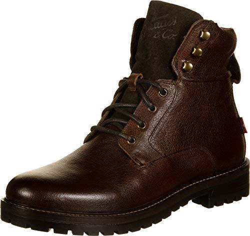 Levi´s Herren Boots LLOYAD 230694-19333-28 Brown, Schuhgröße:46