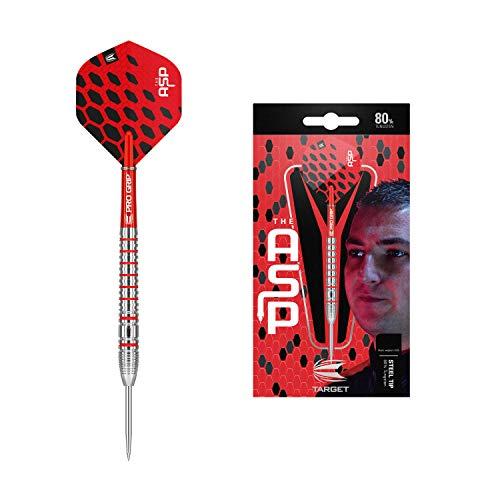 Target Darts Nathan Aspinall 80 80% Wolfram Steeldarts