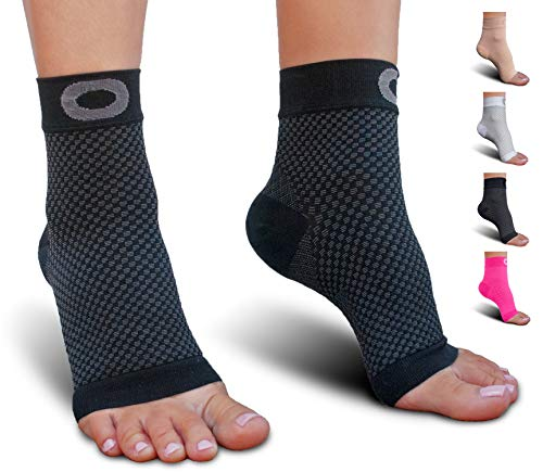 Plantar Fasciitis Socks with Arch Support for Men...