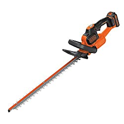 45 cm hardened steal dual action blade that delivers 1300 strokes per minute for quick and smooth cut through the branch 18 mm blade gap ideal when cutting small to medium hedges Anti-jam technology allowing you to clear a jam easily without damage t...
