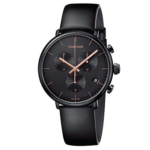 Calvin Klein K8M274CB - Reloj de Pulsera para Hombre