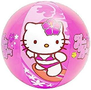 Intex 58026NP - Pelota hinchable Hello Kitty diámetro 51 cm, +3 años