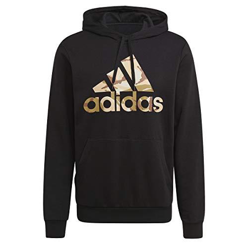 adidas Herren Essential Hoodie schwarz XXL