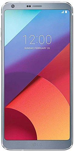 LG G6 H870 Single SIM 32GB - 5.7  inch (GSM Only, No CDMA) Factory Unlocked 4G LTE Smartphone (Ice Platinum)