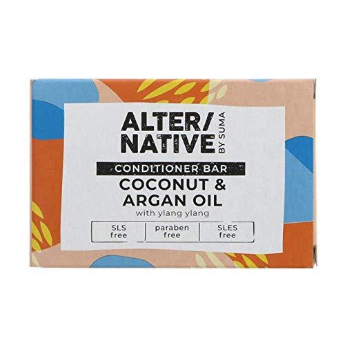 Alter/Native Acondicionador de pelo de coco y argán, 90 g