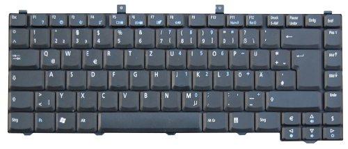 Acer Original Tastatur Aspire 5630, Aspire 5632, Aspire 5633, Aspire 5634, Aspire 5635 Series DE NEU