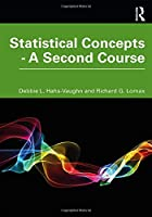 Statistical Concepts: A Second Course, 5th Edition Front Cover