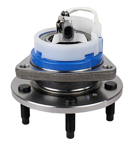 02 pontiac montana wheel bearing - 4
