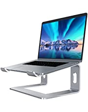 $20 » Soundance Laptop Stand, Aluminum Computer Riser, Ergonomic Laptops Elevator for Desk, Metal Holder Compatible with 10 to 15.6 Inches Notebook Computer