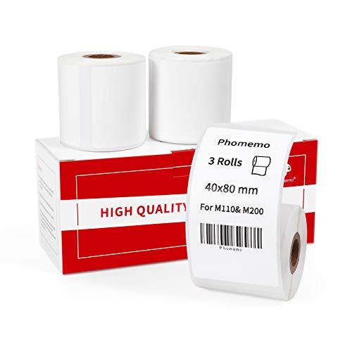 Papel Térmico Etiquetas  marca Phomemo