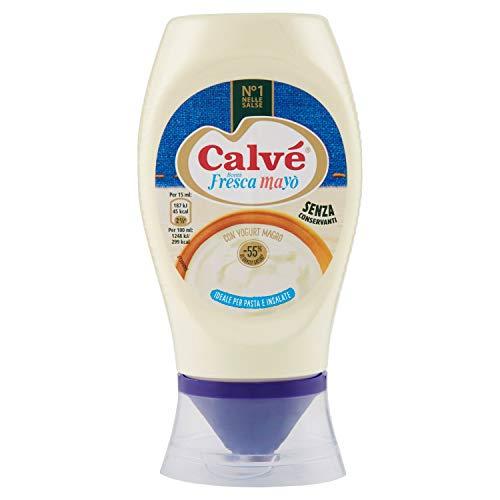 Calvé Maionese Fresca Mayo Top Down, 225ml