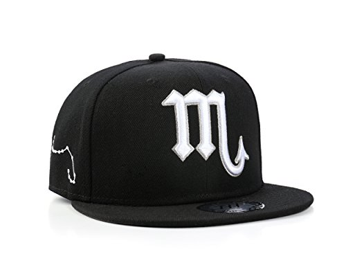 True Heads Astrologie Scorpio Star Sign Casquette Snapback Casquette de baseball