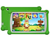 B.B.PAW Kids Tablet, Enhance/Train Kid's Abilities and Develop Talents,120+ English Educational Preloaded Apps