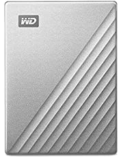 WD HDD Mac用ポータ?#33437;?ハードディスク My Passport Ultra for Mac 4TB USB TYPE-C タイムマシン対応 3年保証 WDBPMV0040BSL-WESN